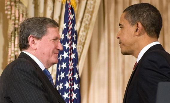 The Tragedy of Richard Holbrooke ~   The mismatch between an old foreign-policy hand and a new president: An excerpt from James Mann's The Obamians.