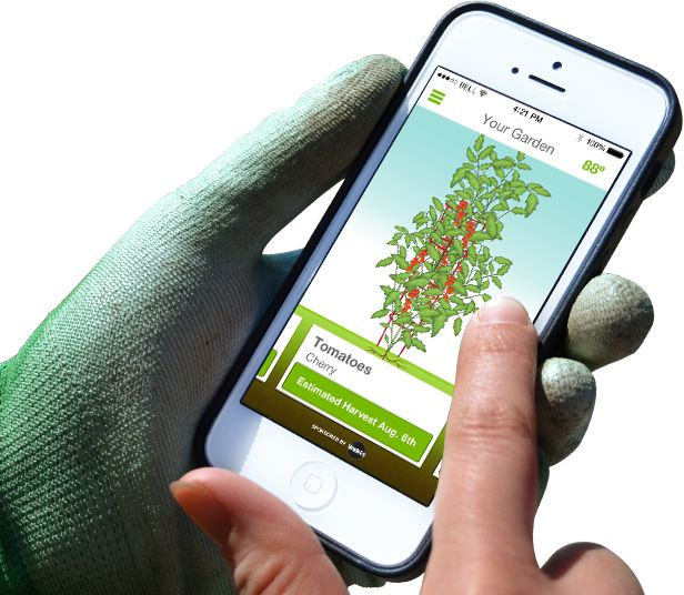sprout it is a free app for ios that - Best Gardening Apps