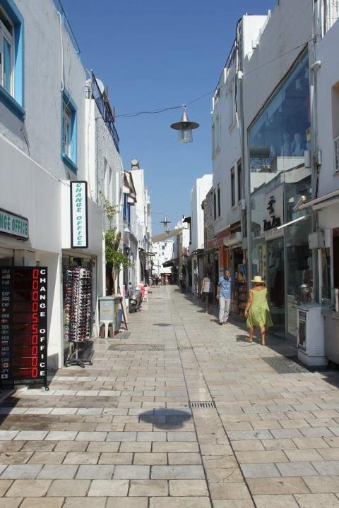 Streets of #Bodrum
