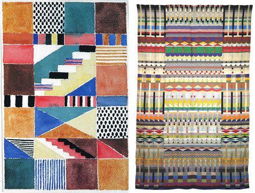 35 best bauhaus weaving images on pinterest