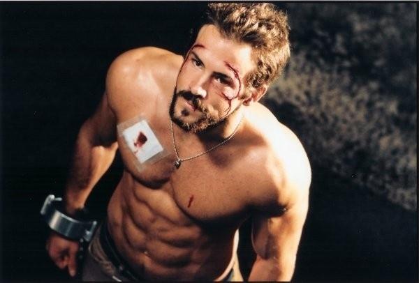 Ryan Reynolds - Blade Trinity