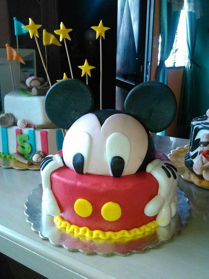 Mickey escondido