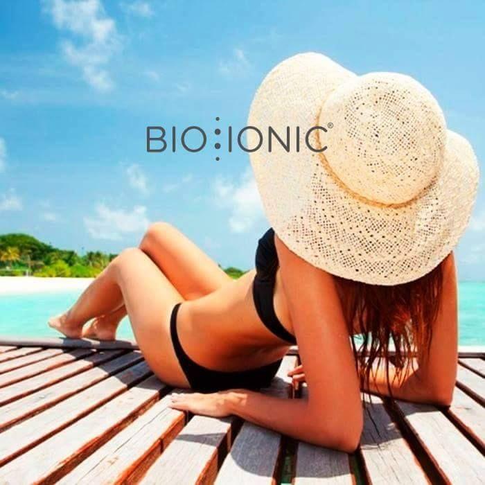 Agosto, tutti in vacanza! Sì, ma pensiamo anche ai nostri capelli: in ferie non dimenticare di proteggerli e idratarli con gli strumenti Bio Ionic, gli unici al mondo nati per la vera Piega Benessere ;-)