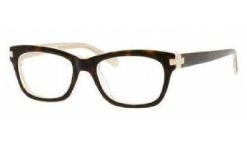 5b5144fefc Kate Spade Zenia Eyeglasses-0JBY Tortoise Gold Sparkle -49mm ...