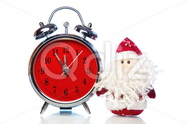Qdiz Stock Photos | Santa Claus or Father Frost and retro alarm clock,  #alarm #analog #antique #background #beard #celebration #Christmas #Circle #classic #Claus #Clause #Clock #closeup #color #colorful #deadline #decoration #decorative #doll #eve #face #Father #figure #front #frost #fun #funny #greeting #holiday #hour #little #Merry #midnight #new #object #old #red #retro #Santa #small #Time #toy #traditional #twelve #vintage #white #xmas #year