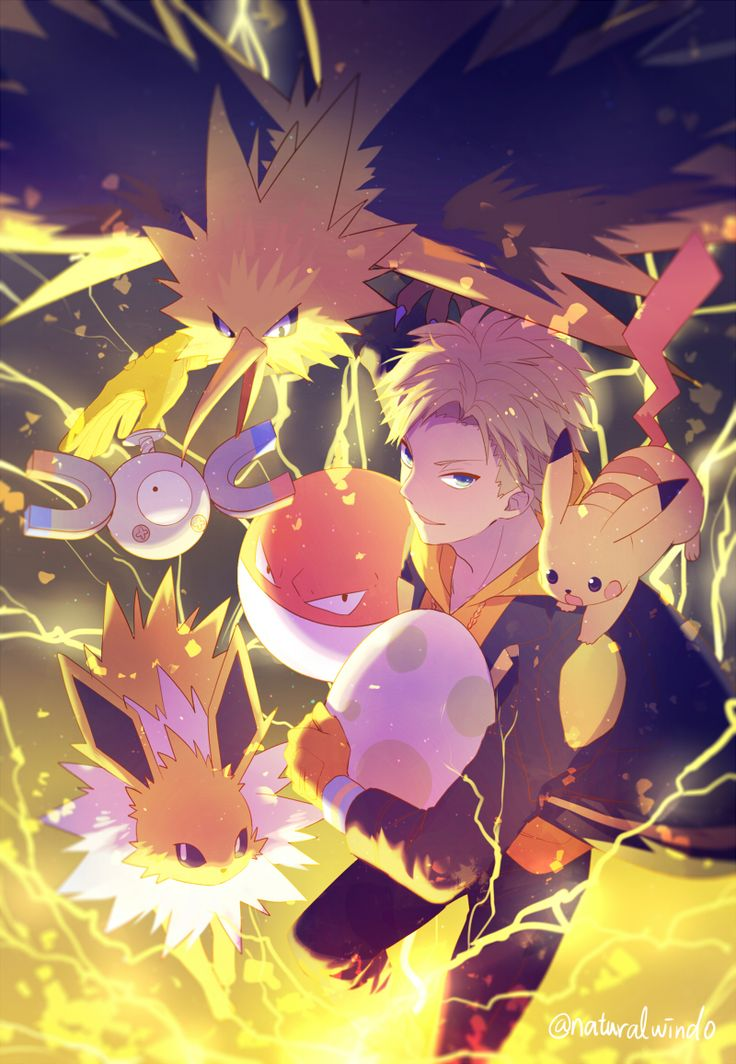 Pokemon spark team instinct