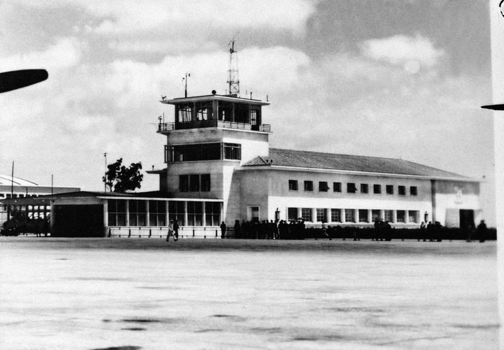 Lisbon Airport 1942