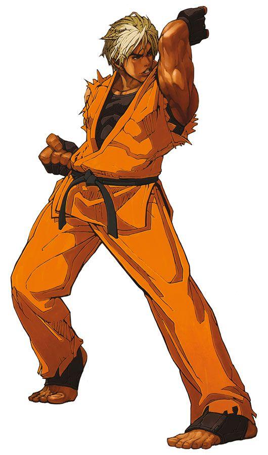 Ryo Sakazaki - The King of Fighters 2002