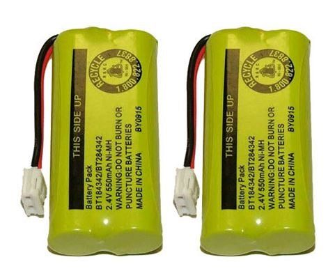 2-Pack Axiom Cordless Home Phone Battery for ATT BT184342 BT28433  //Price: $ & FREE Shipping //    #office #officelife #officeview #officeworks #myoffice #officegirl #officetime #officework