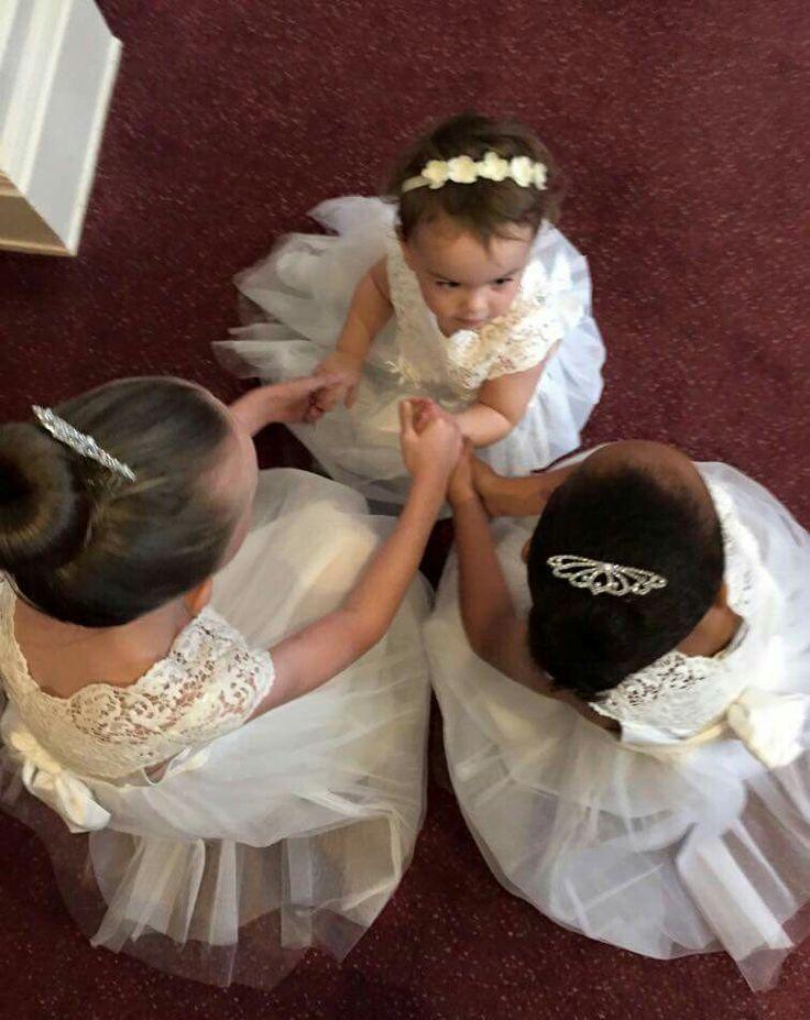 Bridesmaid hair by #scissorsofoz