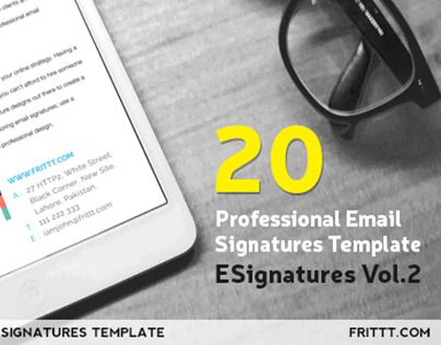 Best 25+ Email signature templates ideas on Pinterest Email - email signature template