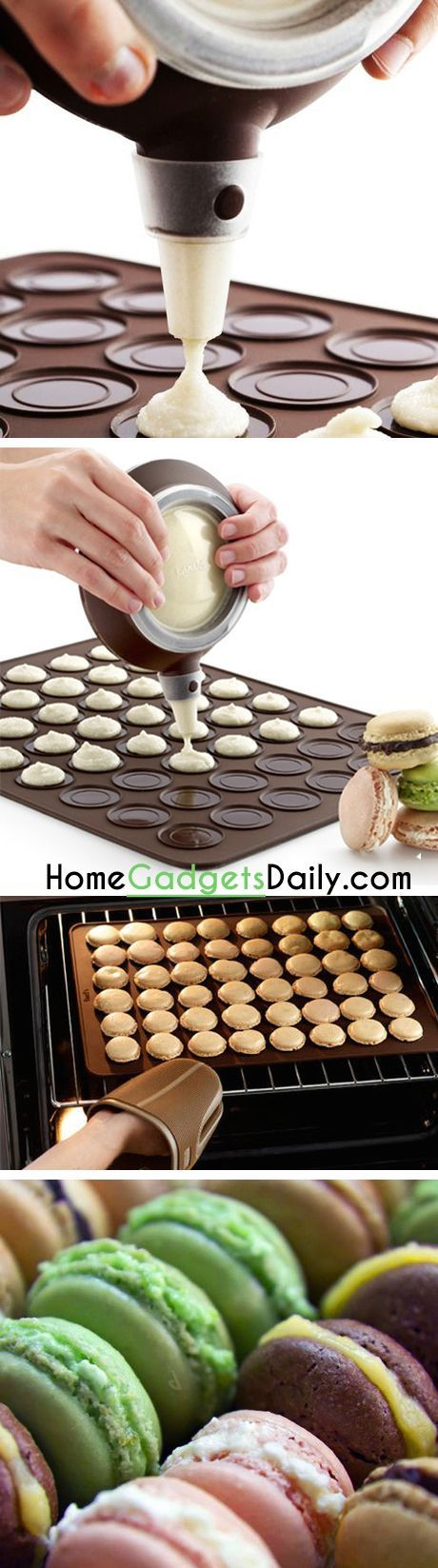 New Cake Decorating Gadgets : 17 Best ideas about Baking Gadgets on Pinterest Cake ...