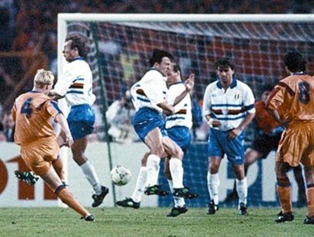 Barcelona - Sampdoria 1992 - Ronald Koeman 111'