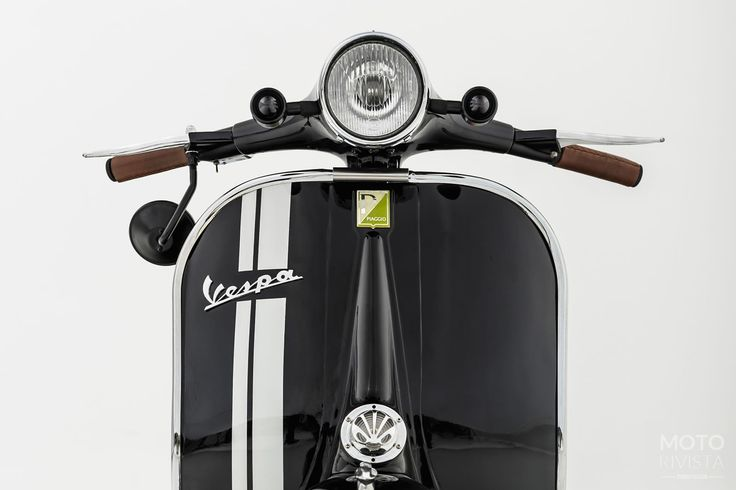 1963 VBB Piaggio Vespa 4