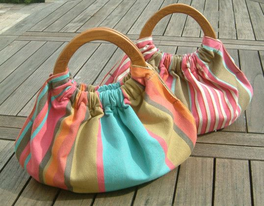 How To Make Your Own Wooden Handle Bag