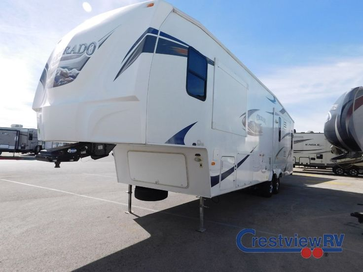 Used 2010 Dutchmen RV Colorado 34MS-H5-BS Fifth Wheel at Crestview RV | Buda, TX | #P2565A