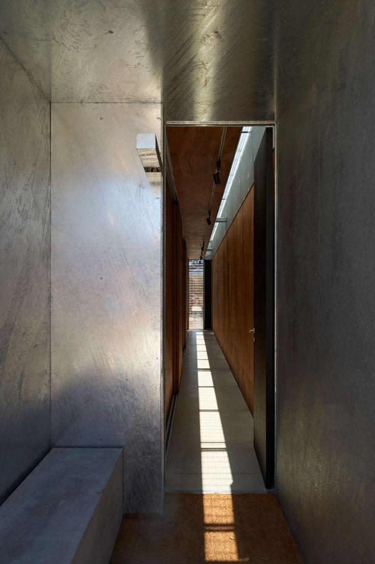 Edward Street House   Sean Godsell Architects