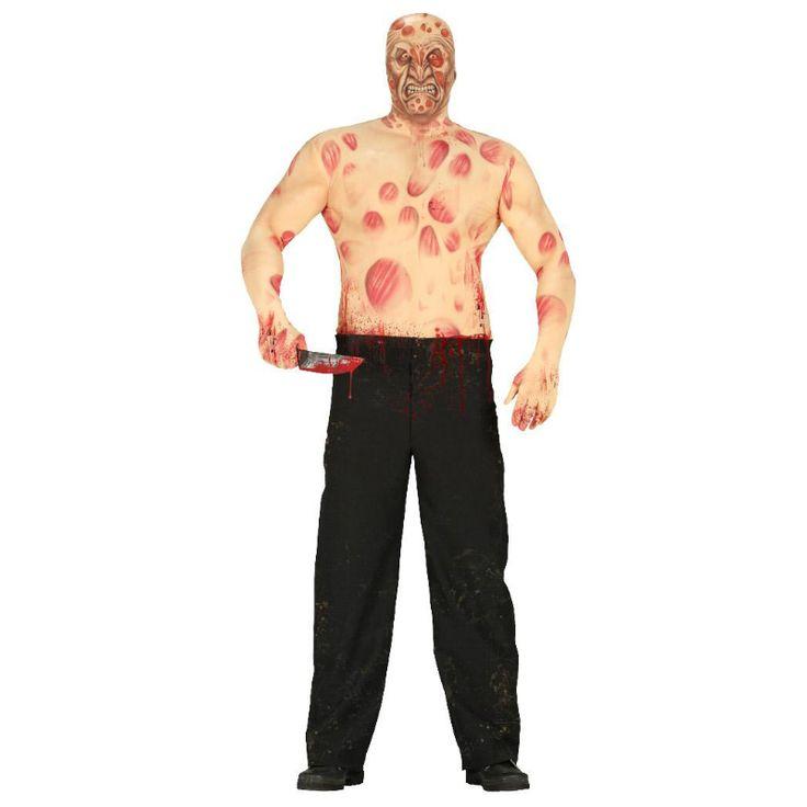 Disfraz de Freddy Krueger #disfraces #halloween