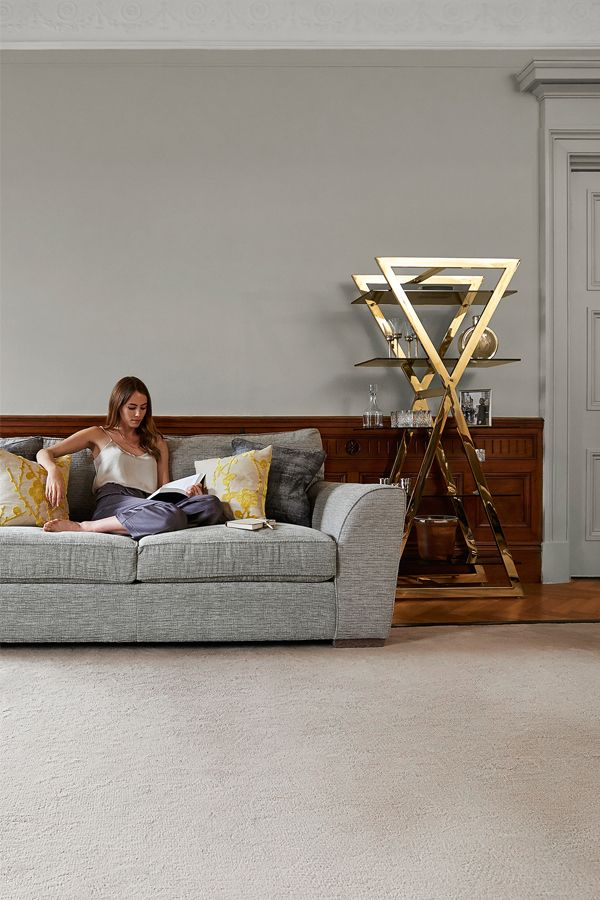 Luxe Boutique Lounge :: Combining simple styles with metallic accessories, Luxe Boutique lovers look for beautifully crafted pieces of furniture with classic shapes and bold style.