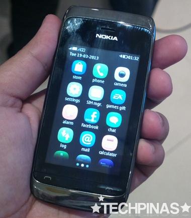 Nokia Asha 310 Philippines