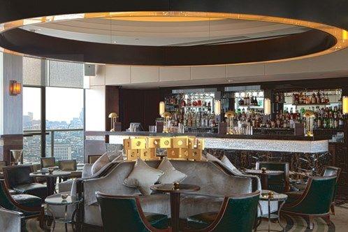 Galvin at Windows London Hilton, 22 Park Lane, Mayfair. 3 courses at £19.50 pp.
