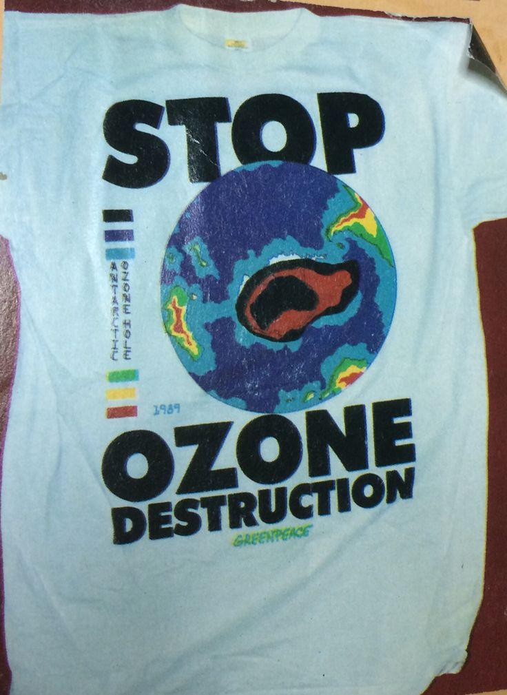 Stop OZON destruction...!