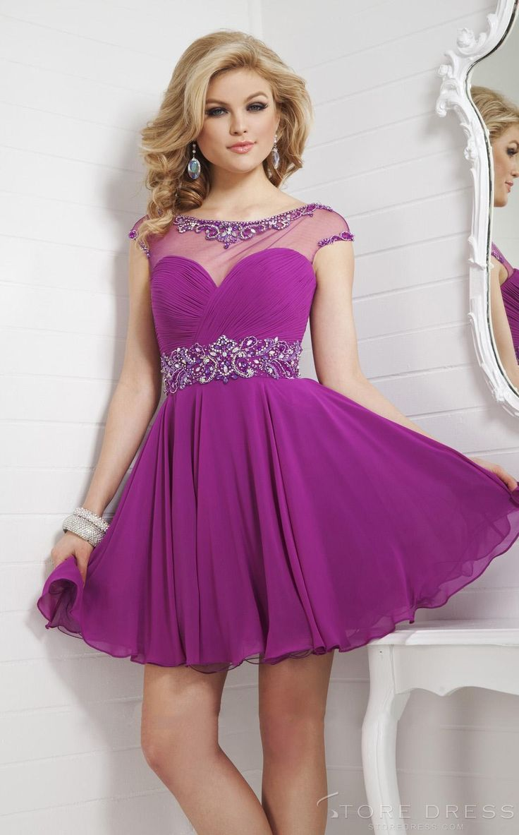 25  best ideas about Purple homecoming dresses on Pinterest ...