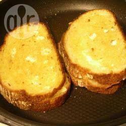 Rezeptbild: Amerikanisches Gegrilltes Käsesandwich (Grilled Cheese Sandwich)