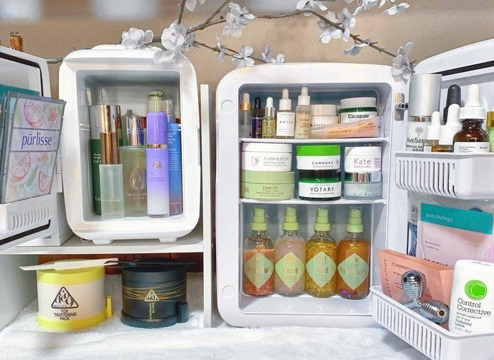 What Skin Care Products Should I Keep In The Fridge That S The Question Beauty Obsessives Are Asking Themselves Beauty Skin Care Makeup Skin Care Beauty Care