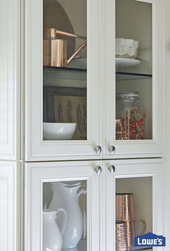 Beautiful Kitchen Cabinet Door Display Rack