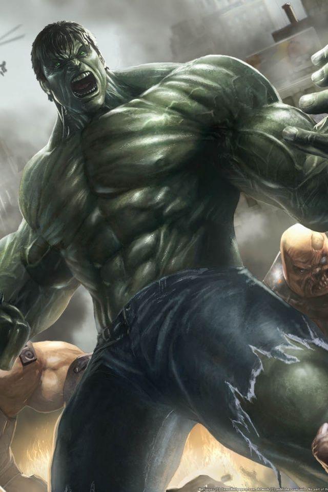 Incredible Hulk Wallpaper   Wallpapers Incredible Hulk ...