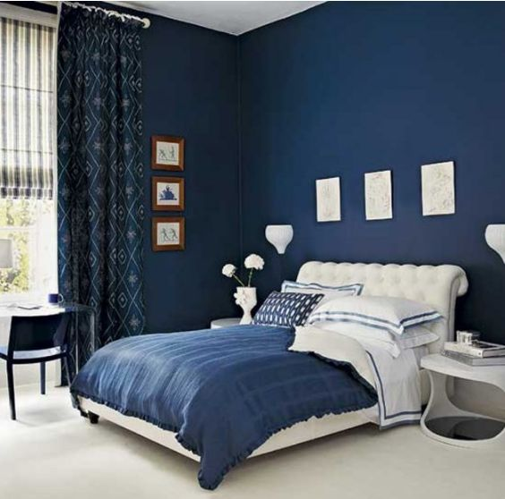 9 Really Cute Blue Interior Designs That You Need To See | My Home Design