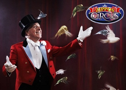 Fun at Zippos Circus for only £7.00!