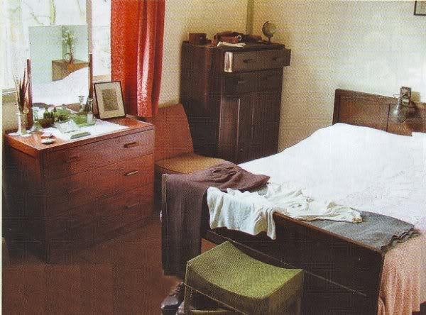prefab bedroom