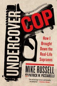 One moment, New Jersey state trooper Mike Russell was working undercover, playing the role of an up-and-coming mobster hoping to infiltrate a Mafia family crew. The next, he was lying facedown in an alley after being ambushed and shot in the back of the head by a mobster over a dispute... #new #book #excerpt