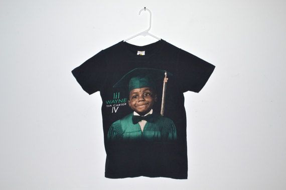 Original lil Wayne Tha Carter IV ladies black short by LTshirts