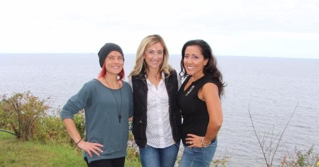 Top Coach Melanie Mitro was our special guest at our very first TeamBstrong leadership retreat right on the ocean in Plymouth,MA.  check out http://www.itsmybodymylife.com/2016/10/teambstrong-leadership-retreat.html to see more!