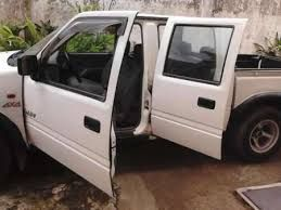 Resultado de imagen para camioneta chevrolet luv doble cabina año 1998