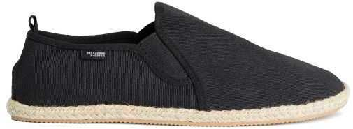 H&M - Espadrilles - Black - Men