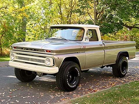 Post pics. Lets see how many 60-66 4x4 are out there. - Page 2 - The 1947 - Present Chevrolet & GMC Truck Message Board Network