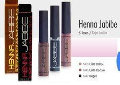 Henna Para Cejas Kejel Jabibe - $ 29.00 en MercadoLibre