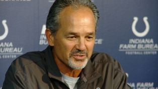 "Chuck Pagano was all smiles in the moments following the Colts 21-17 victory over the Raiders Sunday saying he was ""very, very proud""  While there were clearly some plays Pagano did not enjoy re-living during his film analysis, he still put forth a positive message during his Monday news conference.    Read more: http://fox59.com/2013/09/09/pagano-offers-praise-relief-following-colts-season-opening-win/#ixzz2eVMbmhim"