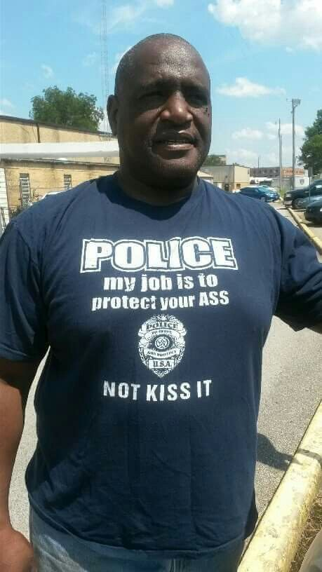 Remember there are far more good cops than bad ones.