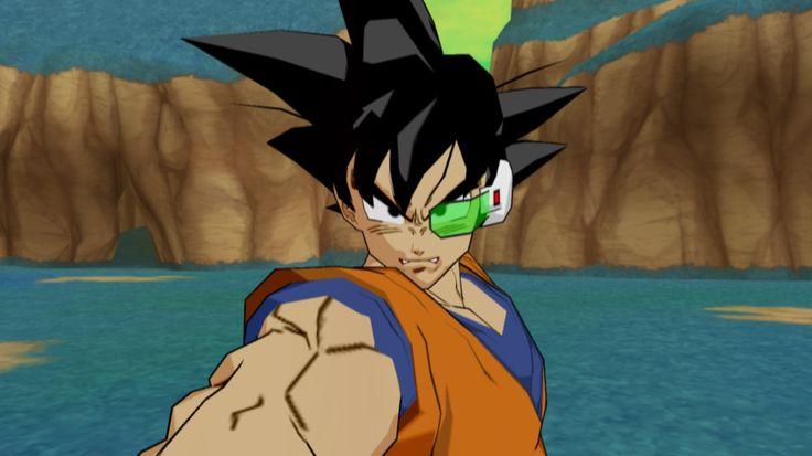Goku's scouter