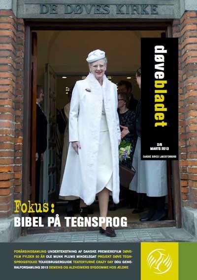 Døvebladet, Danske Døves Landsforbund