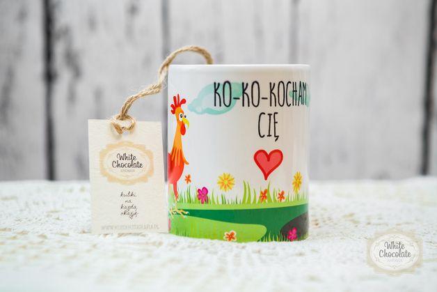 Kubek dla zakochanych - Dariusz916 - Kubki i filiżanki