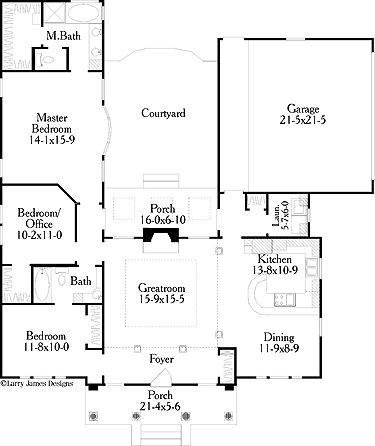 140 best Floor Plans images on Pinterest | Home plans, House floor ...