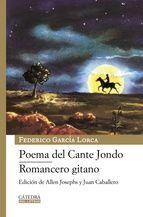 poema del cante jondo; romancero gitano-federico garcia lorca-9788437625928