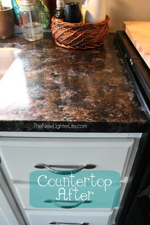 Countertop Paint Pinterest : ... Countertop Paint RVing Pinterest Countertop paint, Granite and