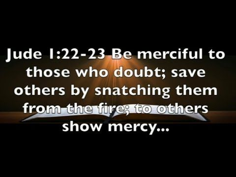 136 best christian scriptures images on pinterest bible scriptures jude 1 22 23 spiritual gifts are not your christian roles youtube negle Image collections